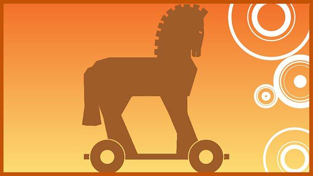 School Radio Primary History Ks2 Ancient Greece 6 Odysseus And
