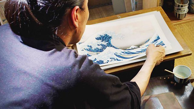Image result for Hokusai: Old Man Crazy to Paint