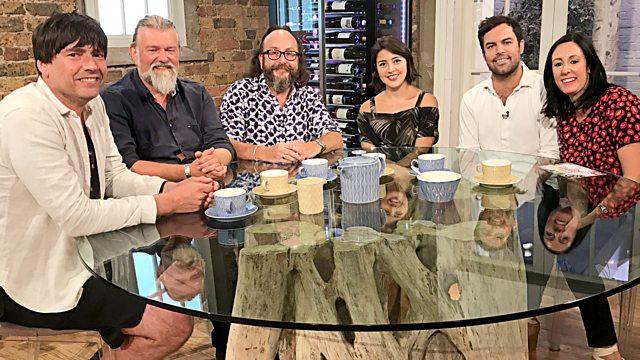 BBC One - Saturday Kitchen, 01/07/2017