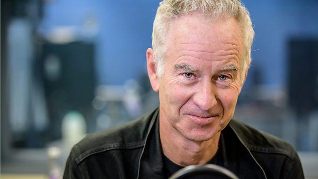 BBC Radio 4 - Desert Island Discs, John McEnroe