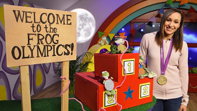 Jessica Ennis-Hill - The Frog Olympics