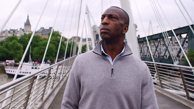 Michael Johnson: From London 2012 to London 2017