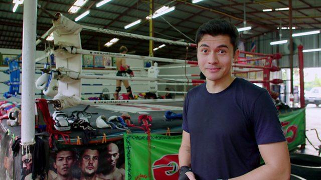 BBC World News - The Travel Show, Thai Kickboxing