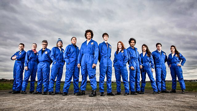 Episode 1 ‹ Series 1 ‹ Astronauts: Do You Have What It Takes?
