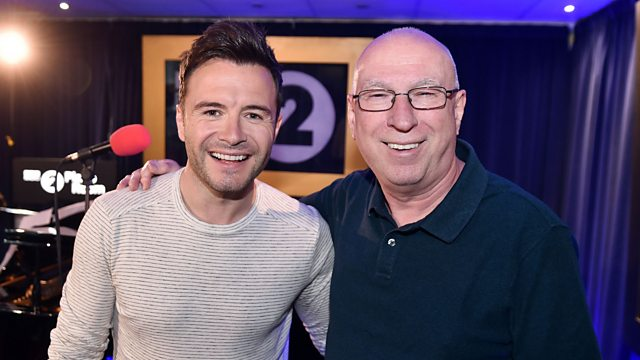 BBC Radio 2 - Ken Bruce, Shane Filan performs live