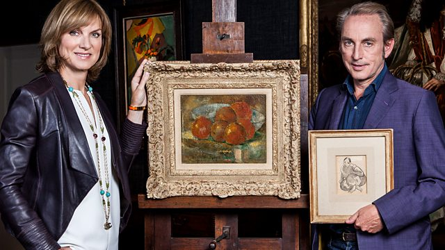 BBC finds Lucian Freud painting he always denied was his is genuine