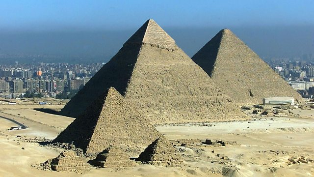 BBC World Service - The Forum, Secrets of the Great Pyramid