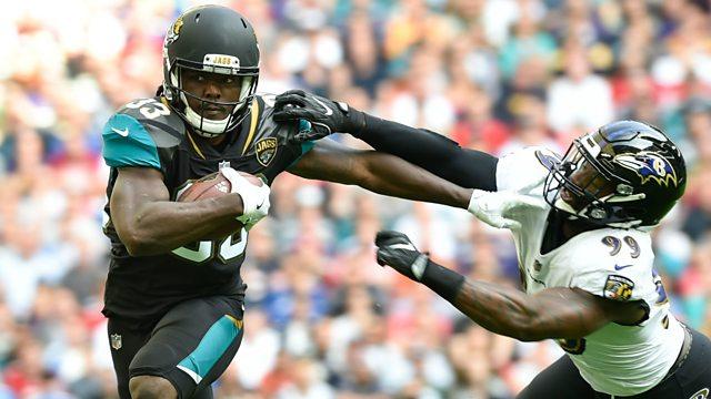 Highlights: Jacksonville Jaguars V Baltimore Ravens