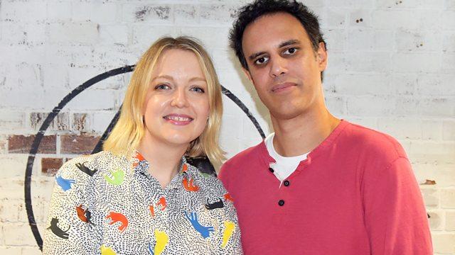 BBC Radio 6 Music - Lauren Laverne, With Four Tet