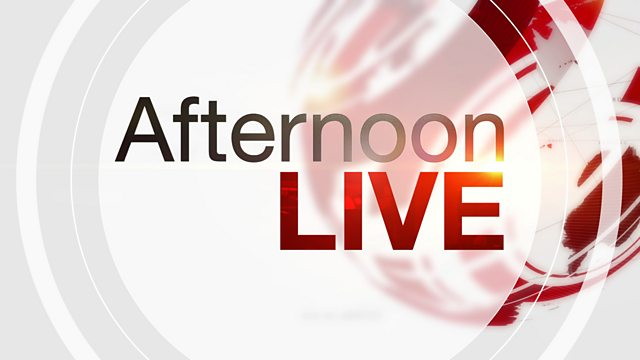 BBC News Channel - Afternoon Live, 09/10/2018