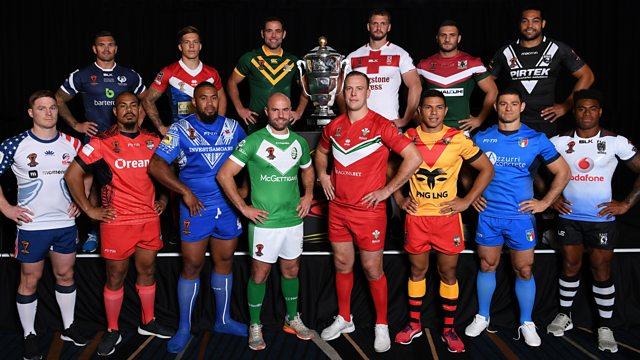 e04f253bbf6 Semi-Final Highlights: Australia v Fiji. Rugby League World Cup 2017