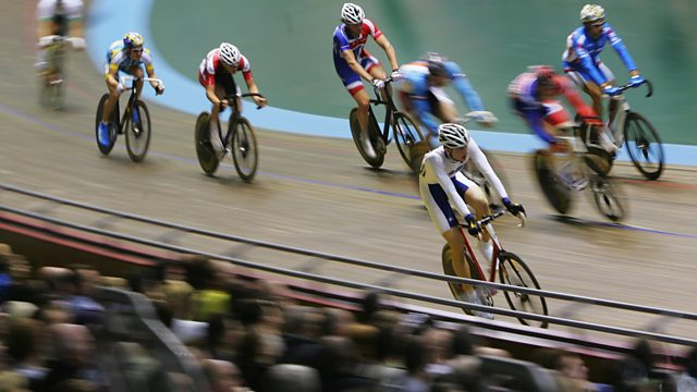 Track Cycling World Cup 2017