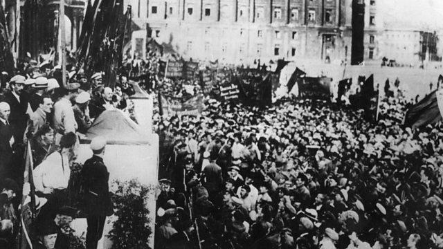 Control In The Russian Revolution 22