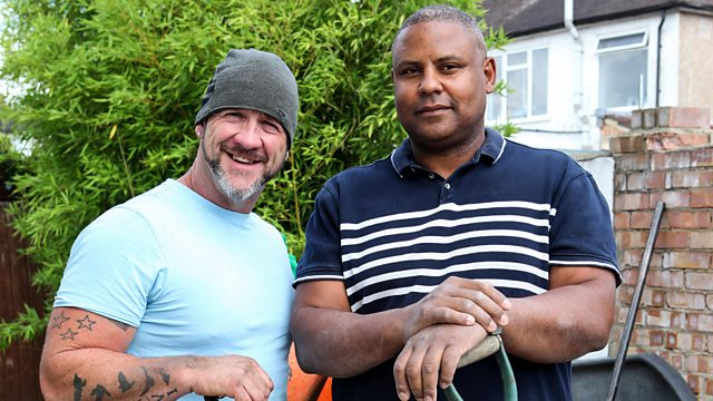 Episode 13 series 1 getting the builders in for Gardening jobs manchester