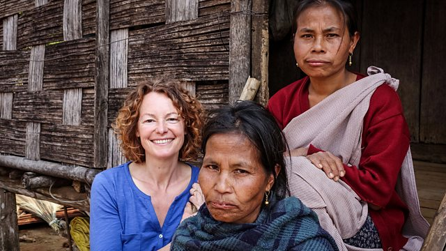BBC Two - Extreme Wives with Kate Humble, Series 1, Episode 3