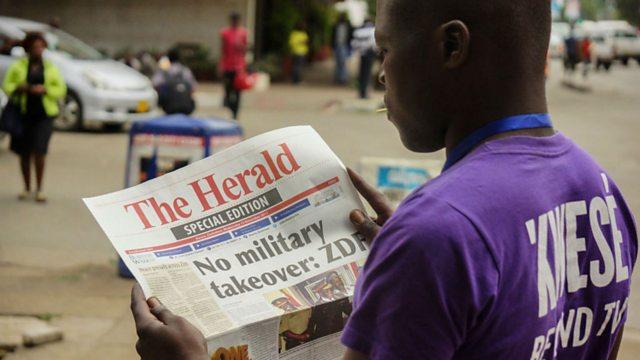 Bbc World Service The Newsroom Zimbabwe Crisis President Mugabe