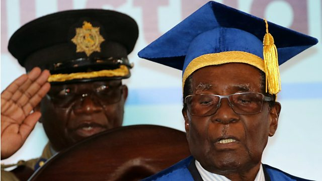 The Newsroom - Pressure Grows on Mugabe to Resign