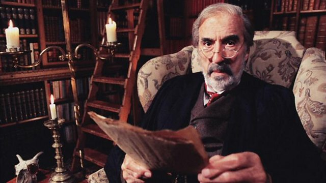 Christopher Lee's Ghost Stories for Christmas