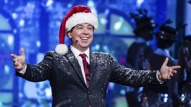 Michael Christmas.Bbc One Michael Mcintyre S Big Show Series 3 Christmas