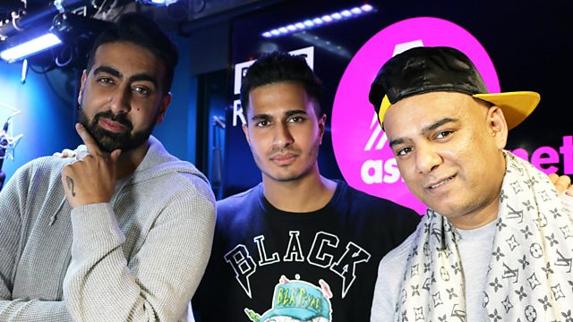 Panjabi Hit Squad - Arjun and Hunterz