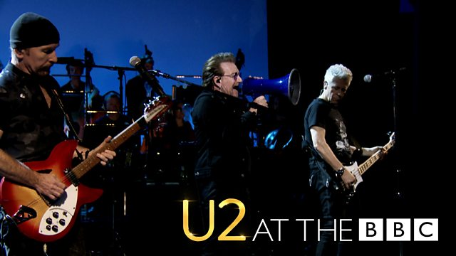 BBC One - U2 at the BBC, U2 - Get Out Of Your Own Way (U2 at the BBC)