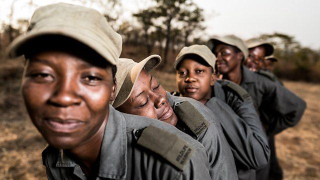 Image result for female anti poaching squad zimbabwe