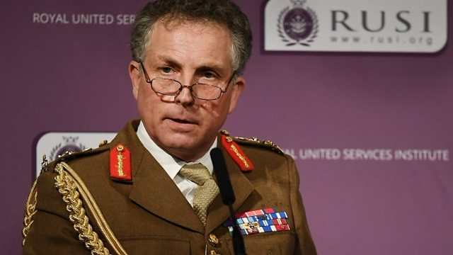Bbc Parliament Briefings Security Threats And The British Army