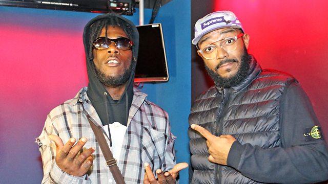 BBC Radio 1Xtra - MistaJam, Jam Hot from Burna Boy!