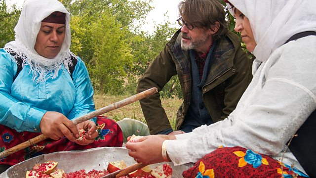 BBC Two - Nigel Slater's Middle East, Series 1, Iran