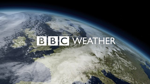 BBC Two - BBC Weather, 12/08/2019