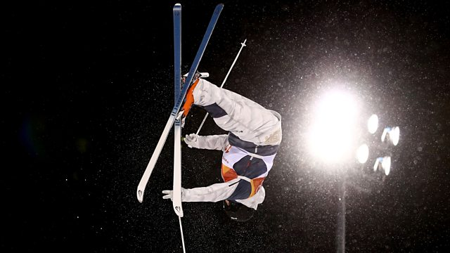BBC Two Day 3: Men's Moguls finals and Ski Jumping Women's Normal Hill