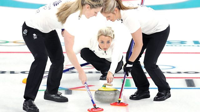 BBC Two Day 5: GB in Women's Curling