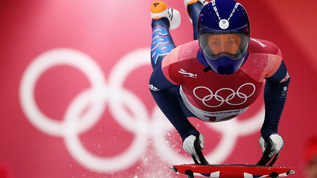 BBC One Day 7: Women's Skeleton first run and Freestyle Skiing