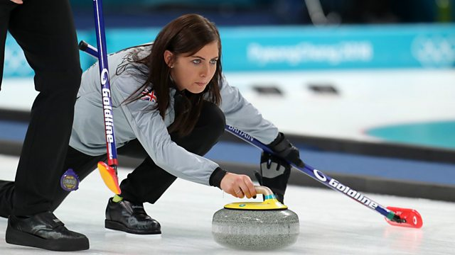BBC Two Day 14: Curling - GB women in semi-finals