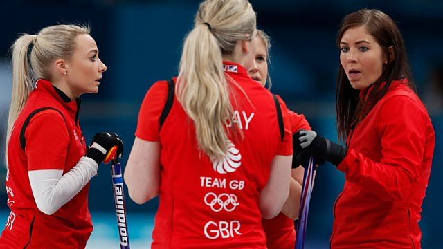 BBC One Day 15: GB Women in Curling Bronze Medal Match