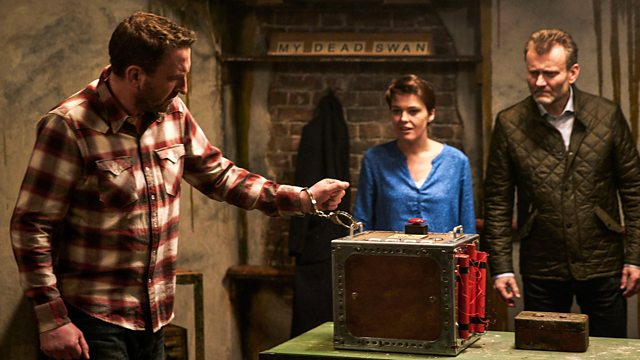 BBC One - Not Going Out, Series 9, Escape Room
