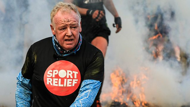 Famously Unfit for Sports Relief