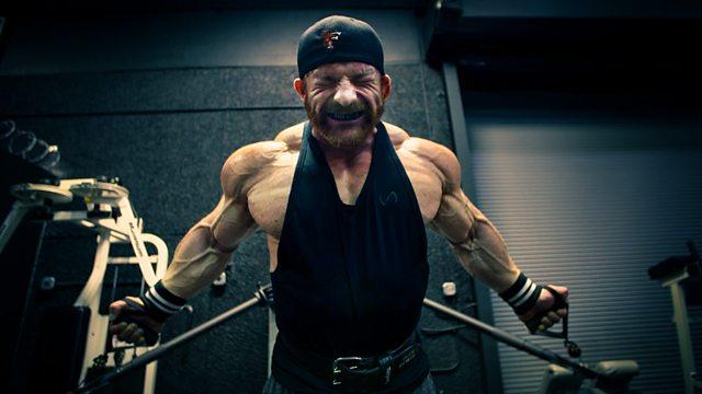 Flex Lewis Superstar Bodybuilder