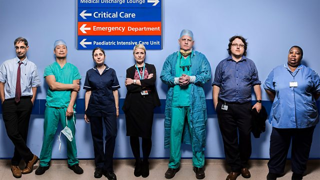 Hospital, Series 3, BBC Two