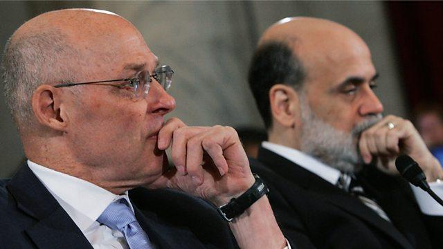 Bear stearns bailout