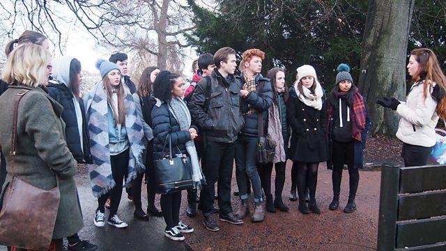 BBC - Logan High, Series 1, School Trip