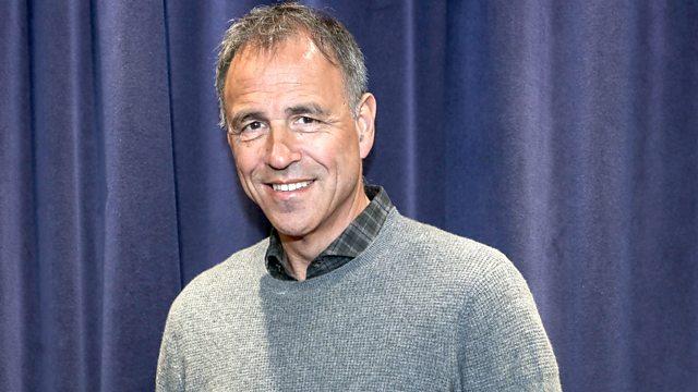 Anthony Horowitz on BBC Radio 4