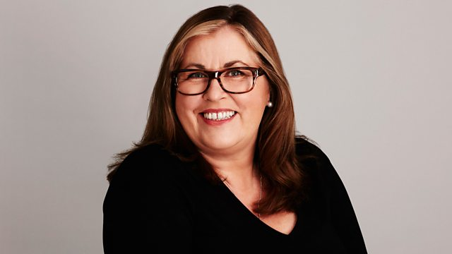 Liza Tarbuck - Paddy O'Connell sits in
