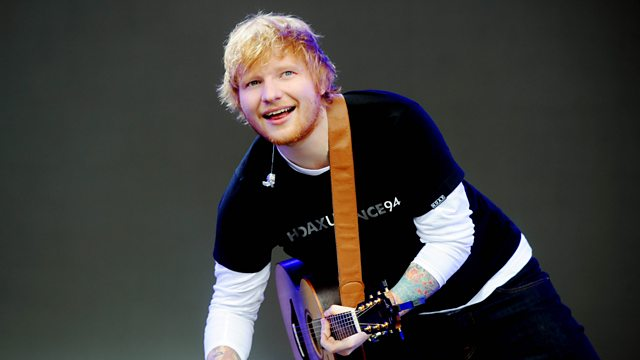 BBC Music - Biggest Weekend, Ed Sheeran - Castle On The Hill