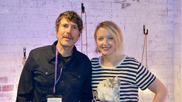 142d6464 BBC Radio 6 Music - Lauren Laverne, With Gruff Rhys