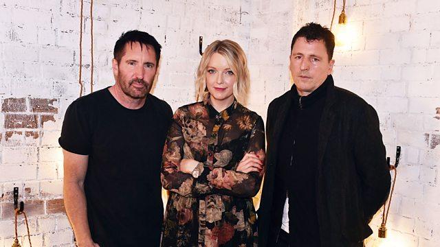 c5e853cd BBC Radio 6 Music - Lauren Laverne, With Nine Inch Nails