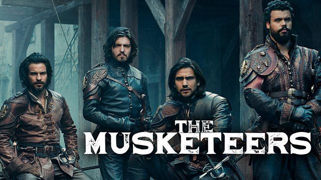 """Résultat de recherche d'images pour """"the musketeers"""""""