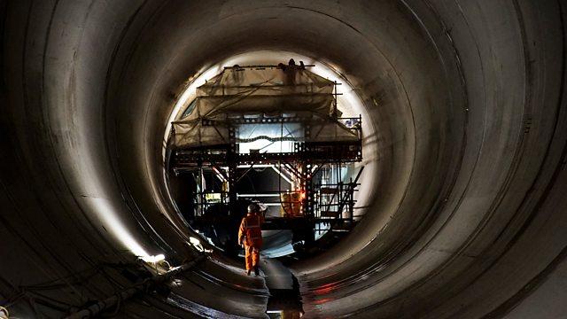 BBC Two - The Five Billion Pound Super Sewer, Series 1, Episode 1