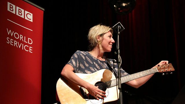 BBC World Service - The Arts Hour, On Tour in Montreal, 'It hurts my