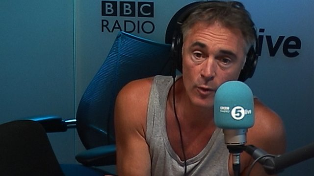 What Is Correct Way To Talk About >> Bbc Radio 5 Live You Me And The Big C Putting The Can In Cancer